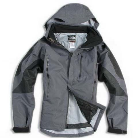 Mens The North Face Triclimate 3 In 1 Jacket Dark Gray Black