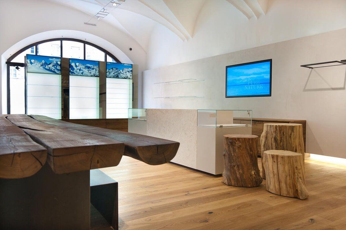 BOGNER FLAGSHIPSTORE INNSBRUCK   Innsbruck, Architekt, Innenarchitekt