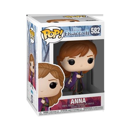 Funko Pop Disney Frozen 2 Anna Other In 2021 Vinyl Figures Funko Pop Toys New Disney Movies