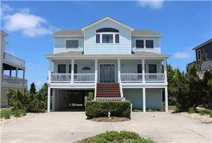 $3700 Nanagra's Rainbow Outer Banks Rentals | Crown Point - Oceanside OBX Vacation Rentals