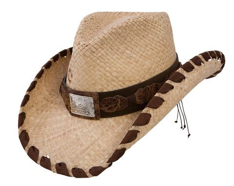 Charlie 1 Horse Restless Girl Laced Fashion Csrsgr 4036 Cowgirl Hats Brown Leather Band Cowboy Hats