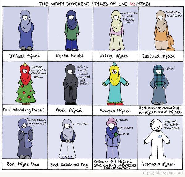Hijabi Styles By Mcpagal On Deviantart Hijabi Style Hijabi Fashion Design Drawing