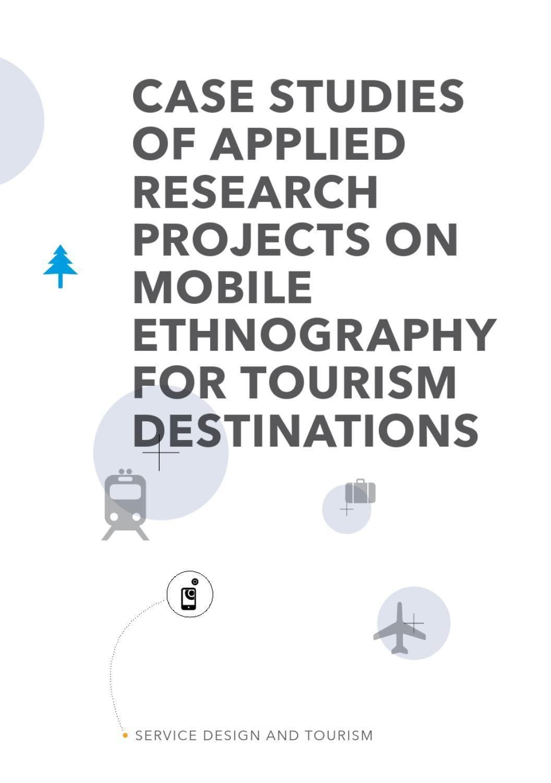 Service Design And Tourism Service Design Design Thinking Tourism