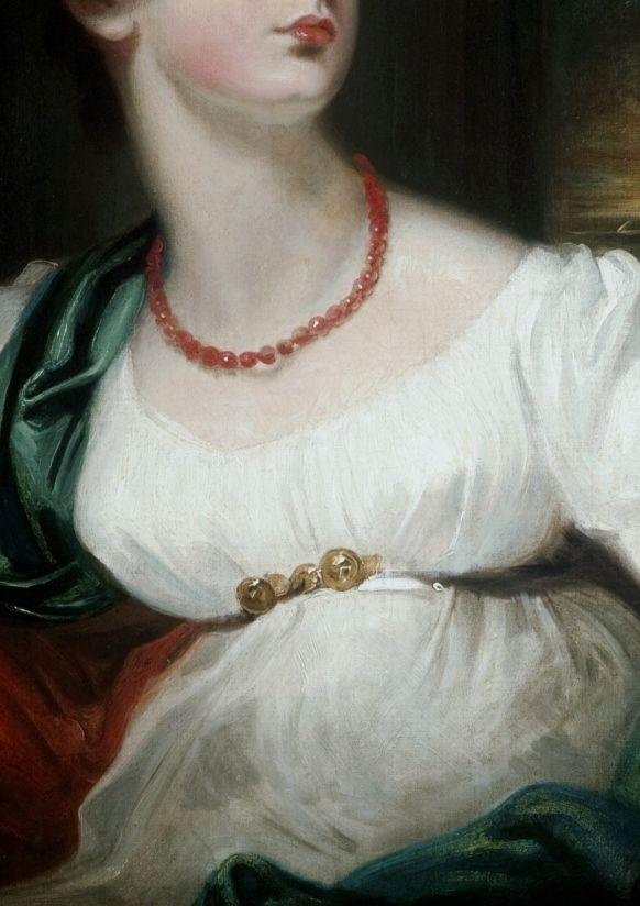 Lady Maria Hamilton by Sir Thomas Lawrence,1802