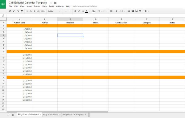 2016 Content Marketing Toolkit 23 Checklists, Templates, and Guides