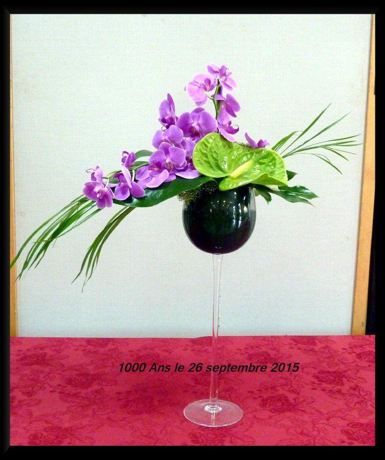 Art floral Arrangements floraux, Art, Art floral
