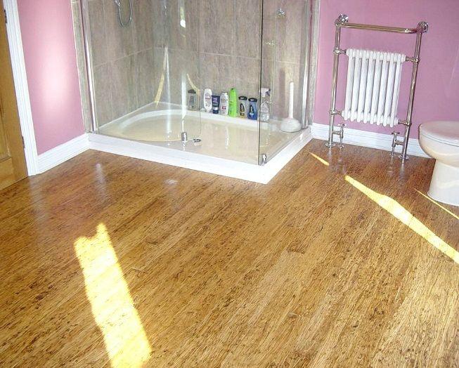 Bathroom Floor Ideas Bamboo Home, Can You Use Bamboo Flooring In A Bathroom