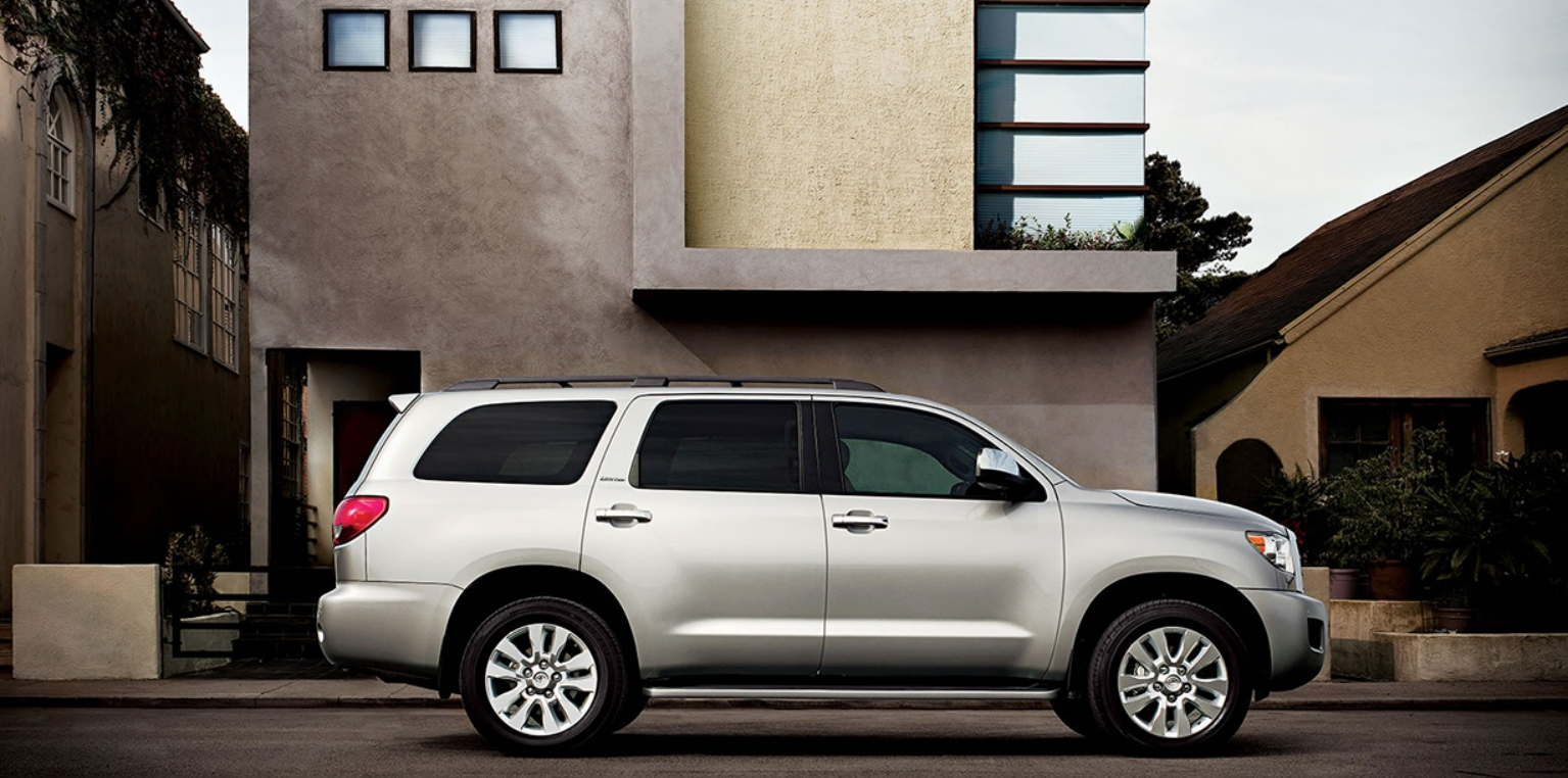 Toyota Sequoia Full Size Suv For Sale Get Great Prices On Toyota