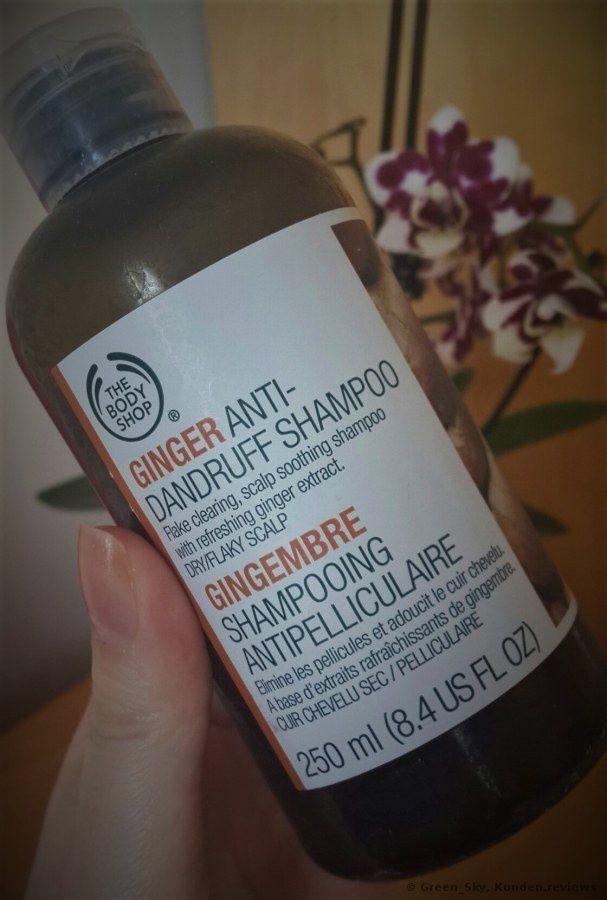 Gutes Schuppen Shampoo