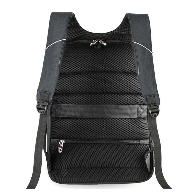 d428de19bbca Cheap Price MAGIC UNION Men s Travel Bag Man Swiss Backpack Polyester Bags  Waterproof Anti Theft Backpack USB Charge Laptop Backpacks Men