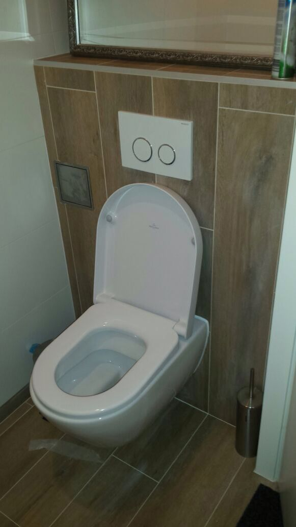 Pinterest wc inrichting tips voor het inrichten van je toilet makeover - Inrichting van toiletten wc ...