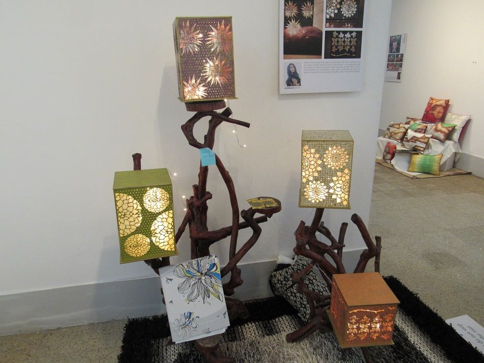 Meraki: Art Projects by Stella Maris MFA Students (Exhibition)