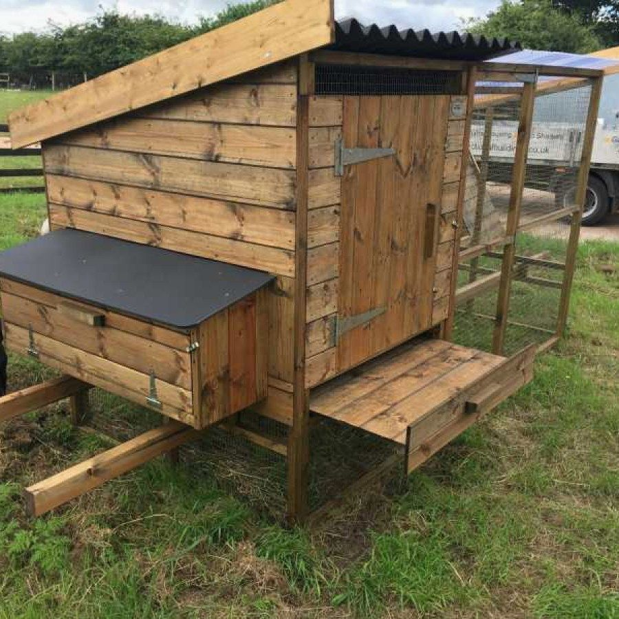 50 Simple DIY Chicken Coop ideas you can assemble for the ...