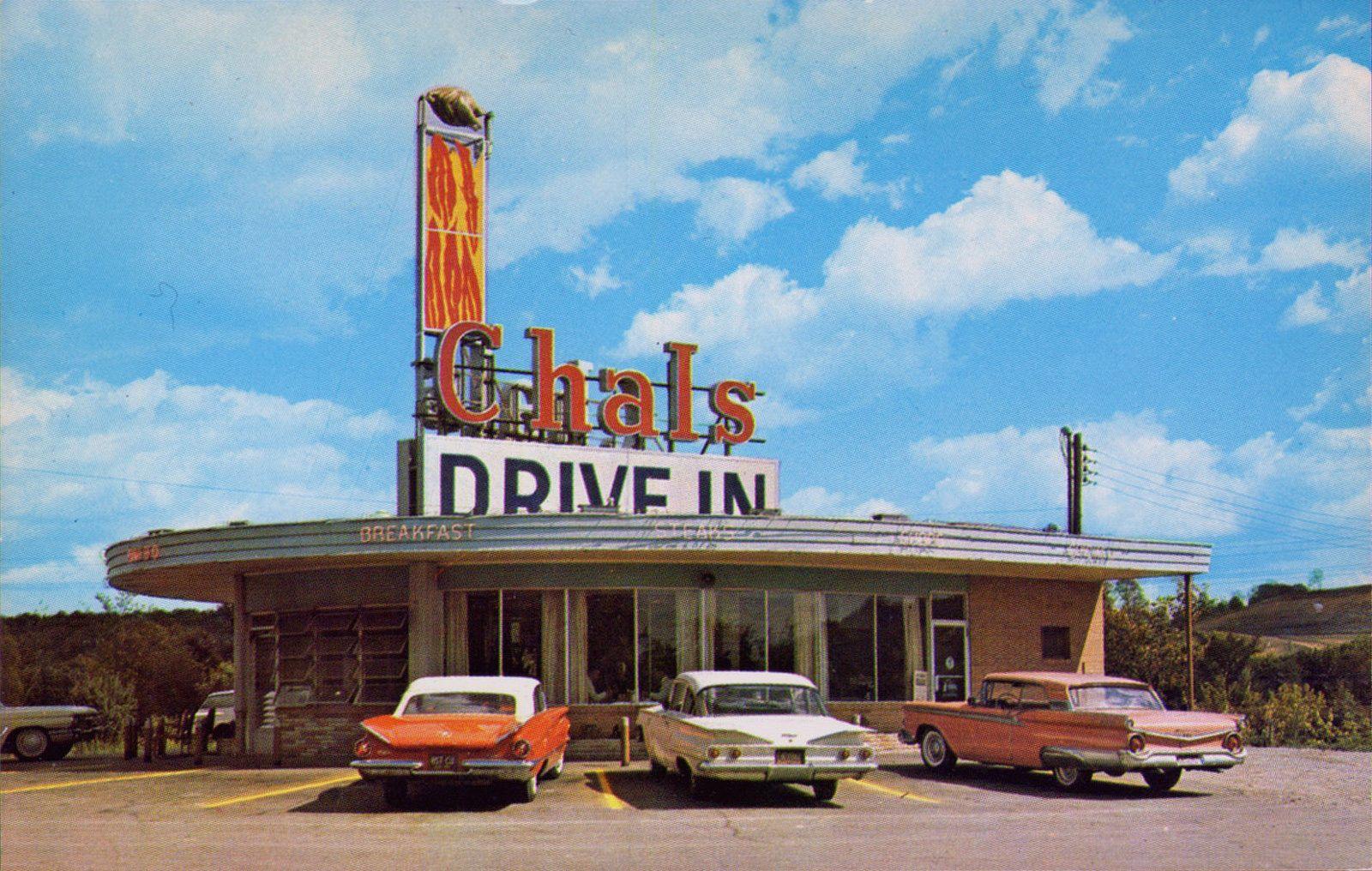 Https Flic Kr P Wef2bs Chal S Drive In Restaurant Cambridge Ohio