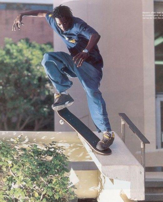 Kareem Campbell Skate Or Die Kareem Campbell Skate Surf