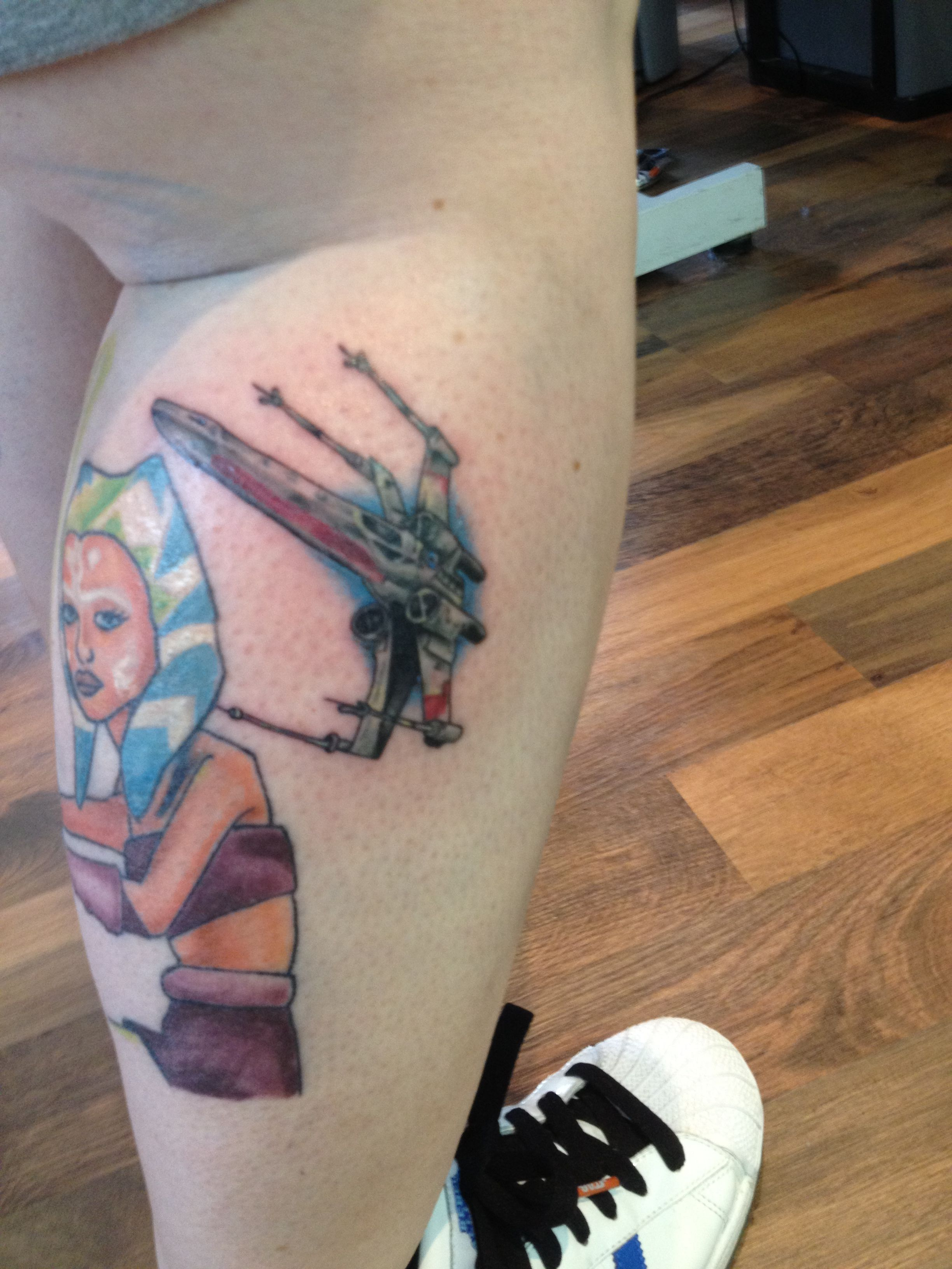 20 X Wing Rebel Alliance Tattoo Pictures And Ideas On Meta Networks