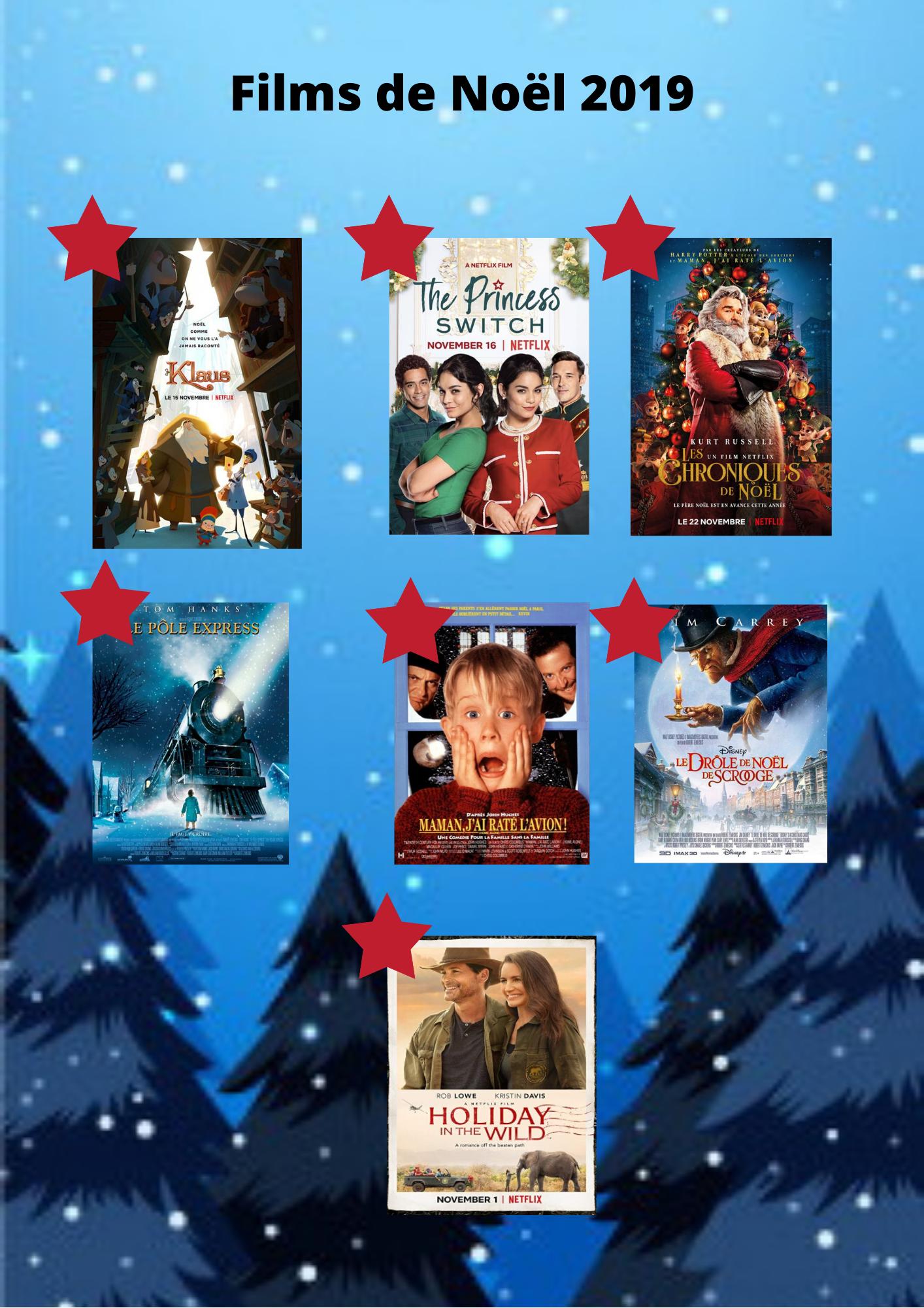 Films de Noël à voir en famille Film de noël, Film, Noel