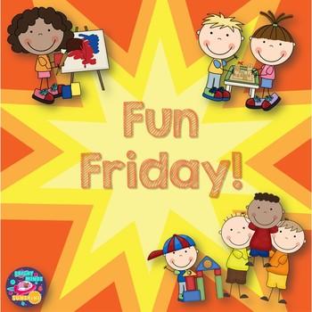 Fun Friday Good Friday Fun Fun Activities