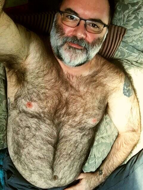 Pin On Hairy Man-8364