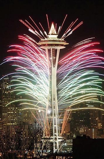 Washington Dc New Years Eve Fireworks