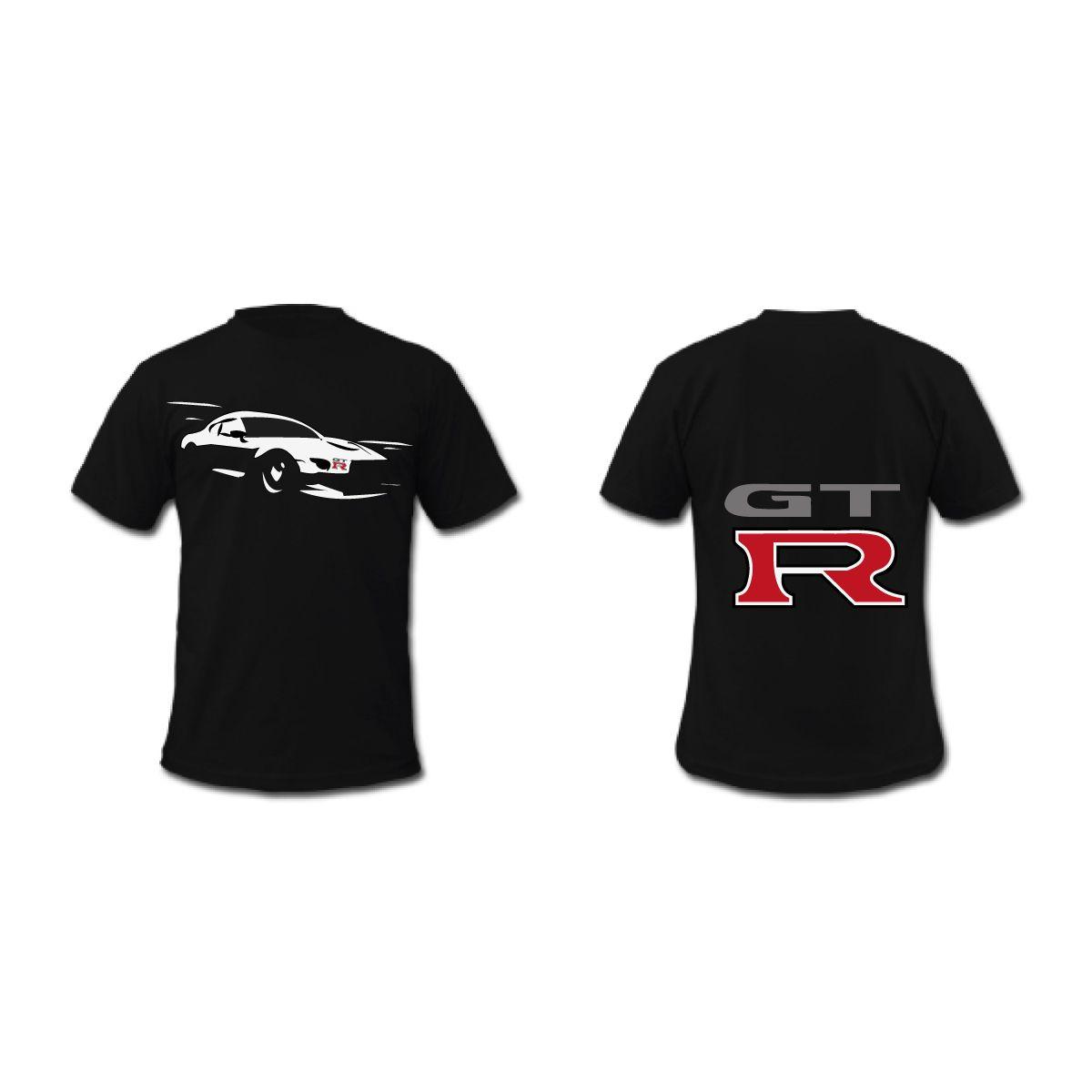 T Shirt Design For Gtr By Arunpoochi T Shirt Tshirtdesign Design