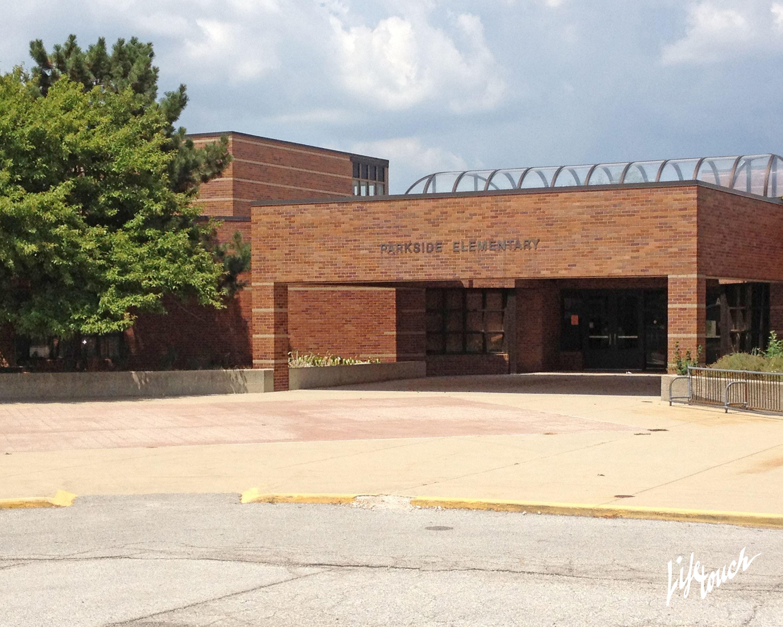 Parkside Elementary School | Bloomington Normal Nostalgia ...
