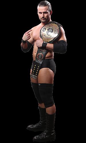 Adamcolechamp1 0 Png 300 500 Professional Wrestling Ring Of Honor Pro Wrestling