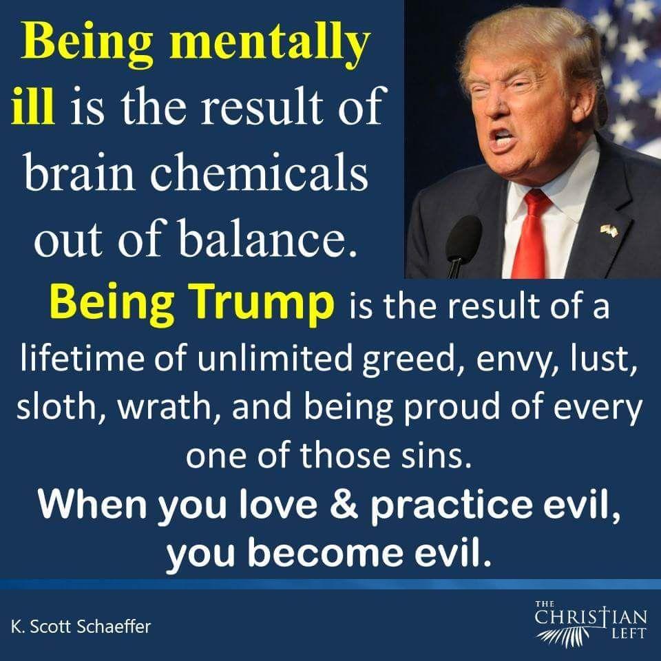 Just Trump