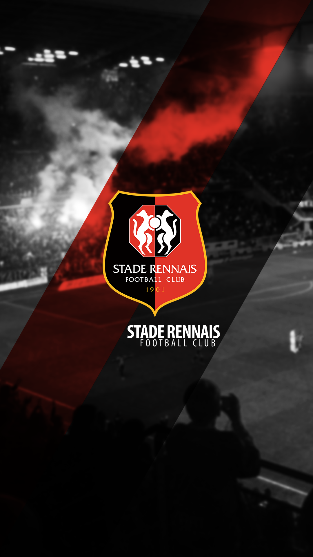 Stade Rennais Of France Wallpaper Stade Rennais Stade Football