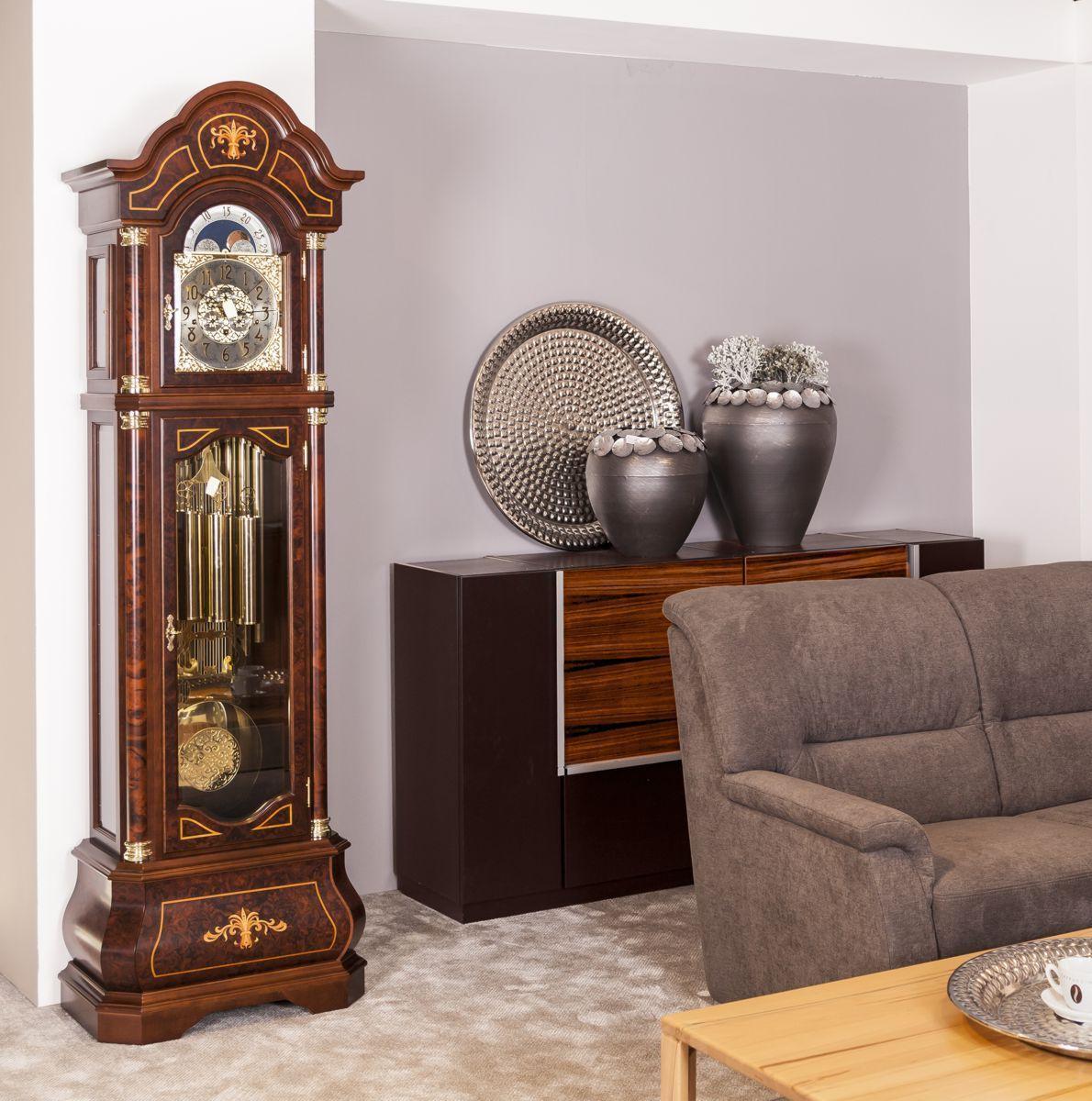 Đồng hồ cây trang trí phòng khách