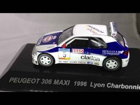 New item Sell in eBay US: CM\'s 1/64 Rally Car Collection PEUGEOT 306 ...