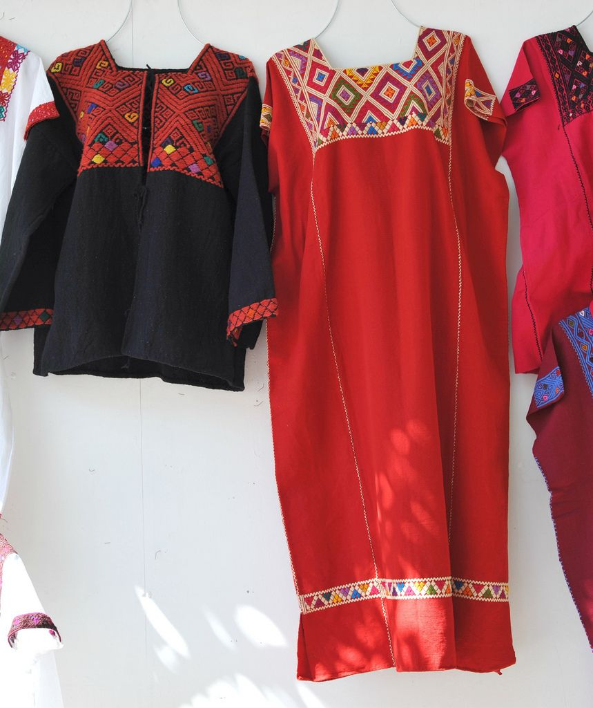 Mexican Clothing Chiapas