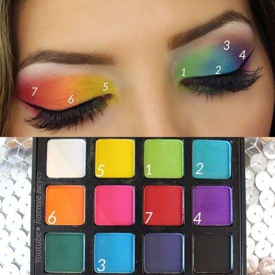 Photo of 14 simple eye shadow tutorials for perfect eyes – Samantha Fashion Life
