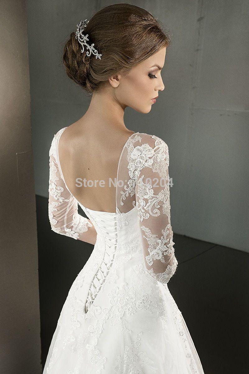 Ag breanna pinterest mariage lace applique and wedding dress