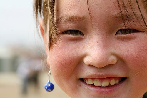 Pictures Of Mongolian Women Beautiful Blue Eyes Red Hair