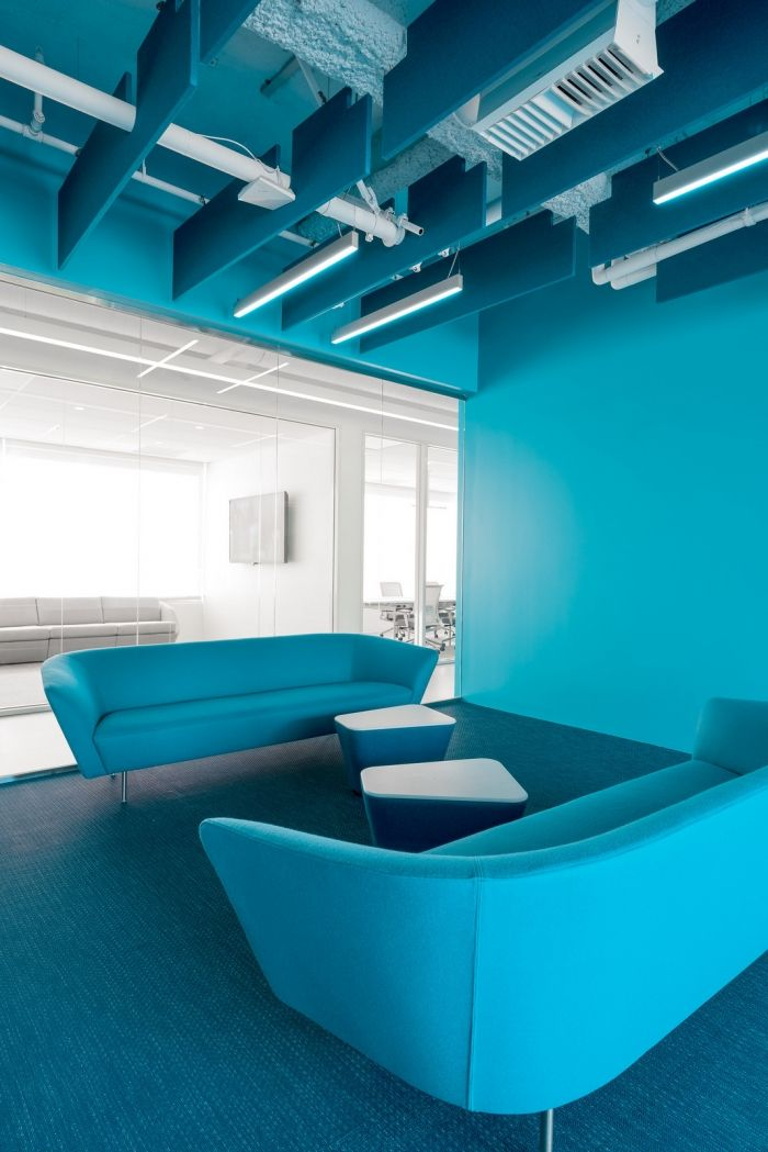 Garcia Tamjidi Architecture Design Have Developed The New Offices Of Open Source Software Company Elastic
