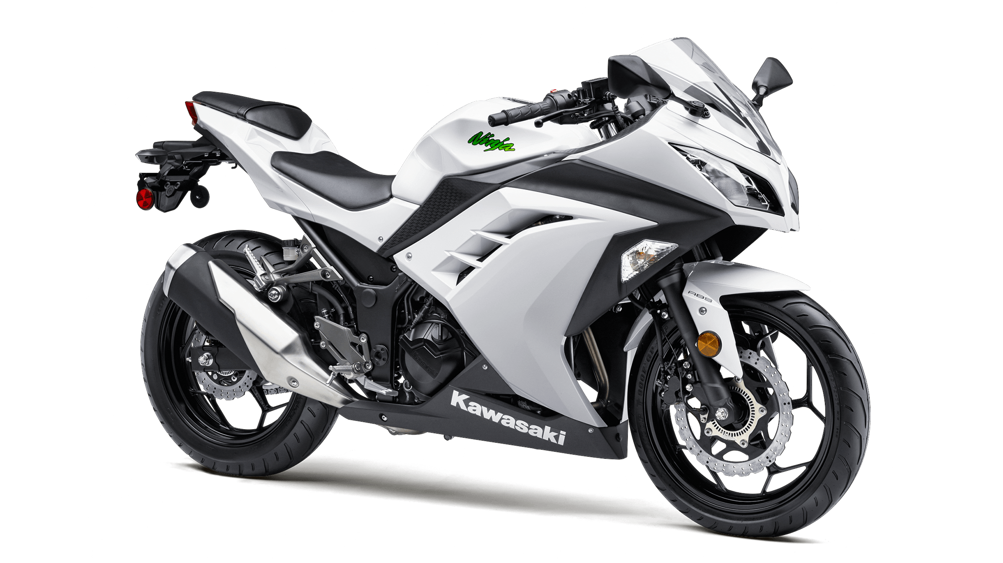 Ninja 300 Wabs The Perfect Starter Bike Futuristic