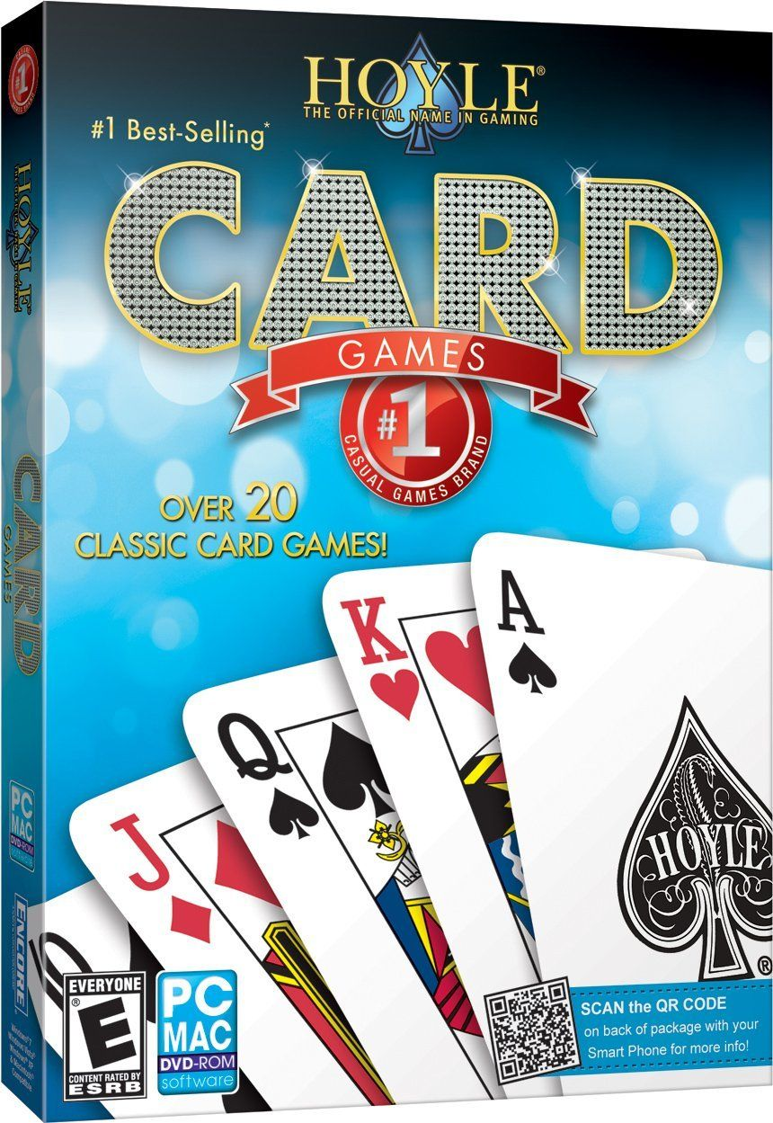 Encore Software Hoyle Card Games 2012 AMR The #1 selling card game for your PC and Mac just got better!