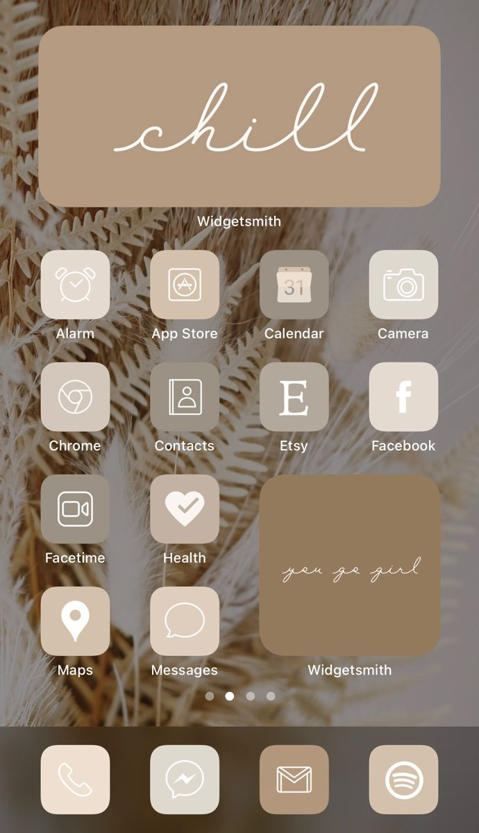 Pin On Iphone Home Screen Inspo