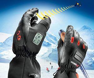Gants de ski avec GPS- 299€