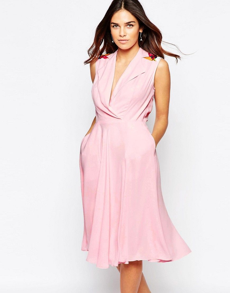 Blonde barbie pink dress  Traffic People Rainbow Sequin Olivia Dress  Wear It  Pinterest