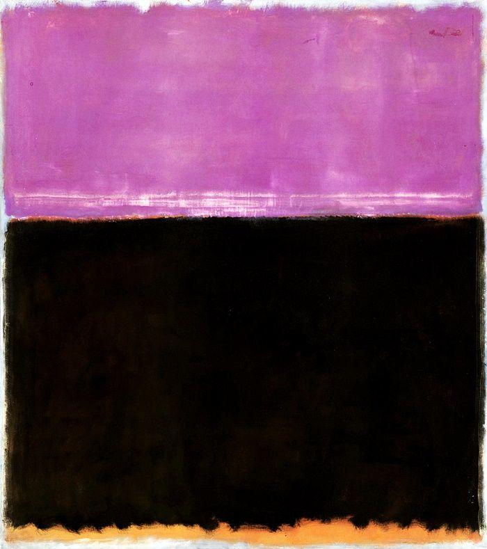 Untitled (1953) by Mark Rothko