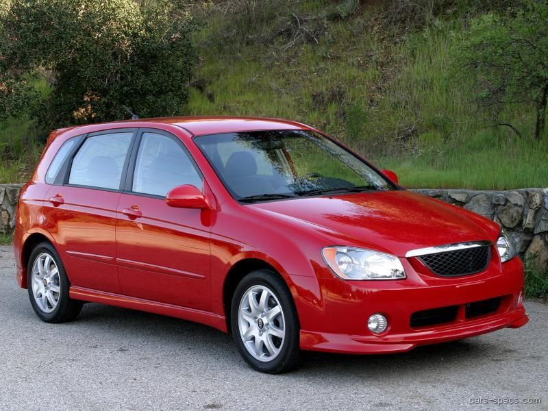 *2005 Kia Spectra 20042010 Kia Spectra Repair Manuals