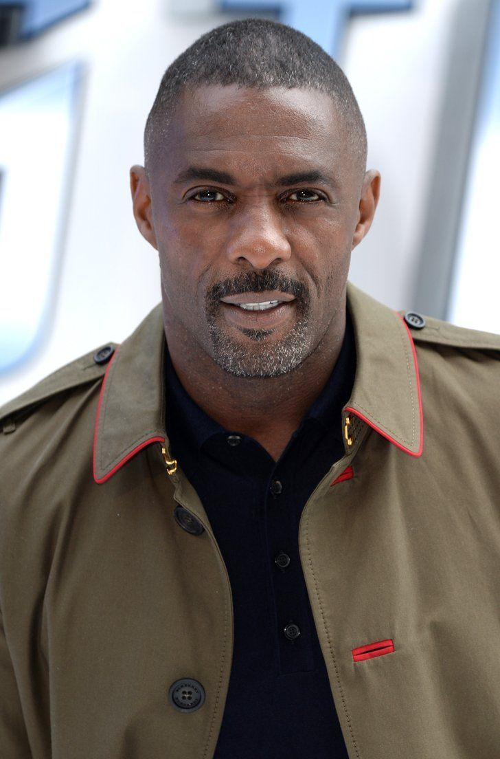 Celebrity & Entertainment | 25 Times Idris Elba Looked Into Your Eyes and Penetrated Your Soul