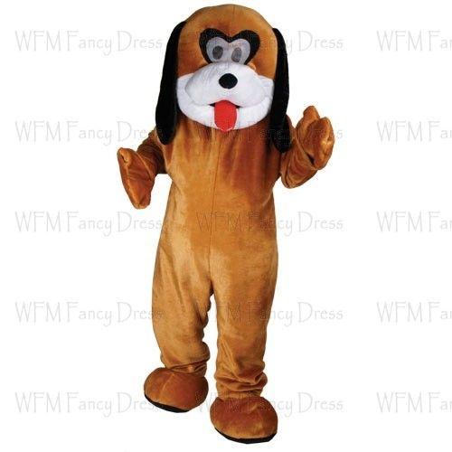 Cartoon Dog Mascot Costume Mascot Costumes Adults Www