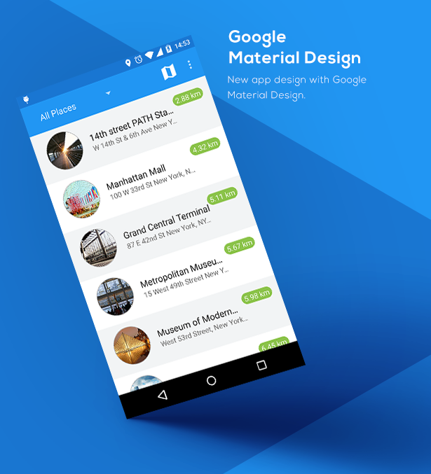Locazee: City App for Android - Mobile   CodeCanyon