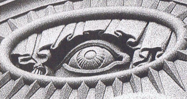 All Seeing Eye On Salt Lake Temple Electric Universe Pinterest