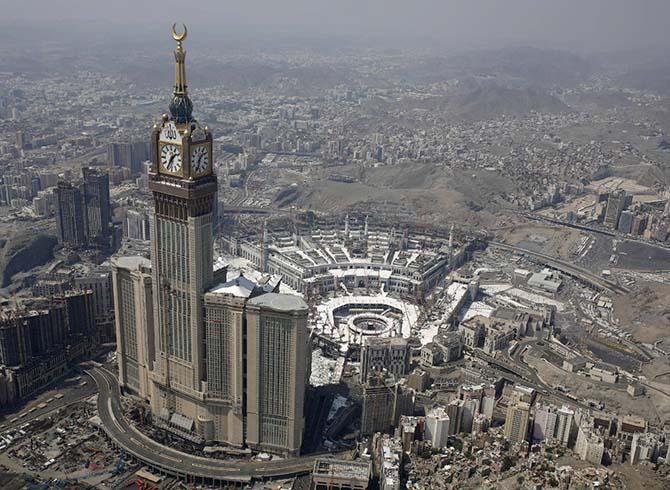 Mekka S Vysoty Overseas Jobs Ferry Building San Francisco Mecca