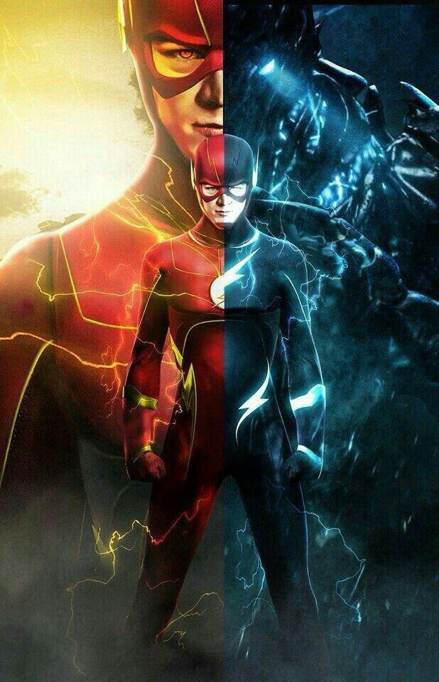 3432059a6 Flash et savitar Anti Herois