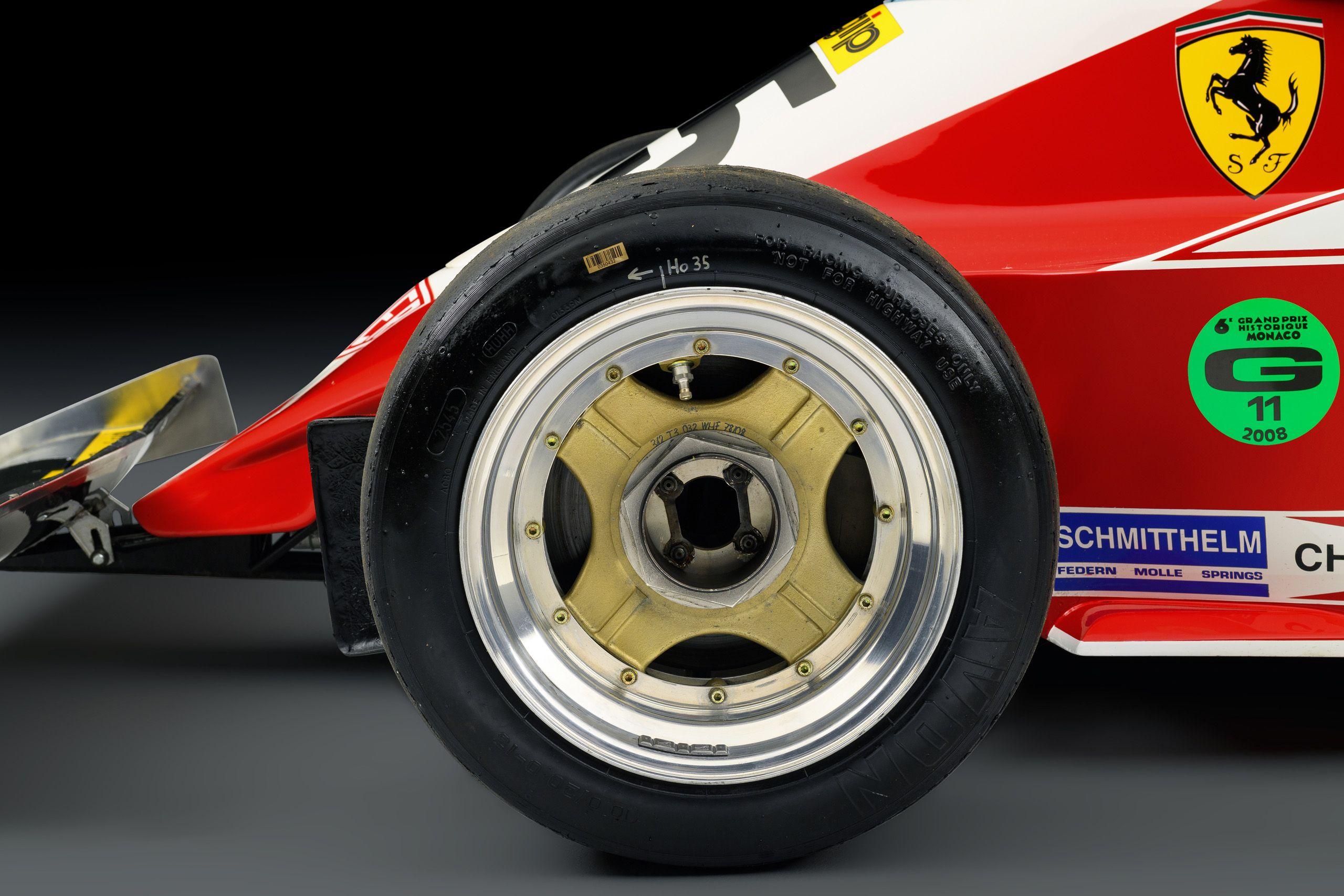 Ferrari 312T3 Formula One Car